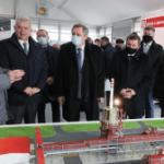 ЛУКОЙЛ запустил на Волгоградском НПЗ уникальное производство автомасел для суровых условий