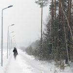 На Белоярской АЭС благоустроили пешеходные маршруты для удобного и безопасного передвижения персонала