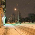 «Ленсвет» реконструировал наружное освещение на улице Новостроек