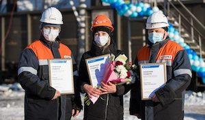 100-миллионная тонна угольного концентрата, Обогатительная фабрика «Распадская»