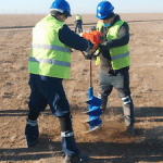 Навоийская СЭС станет первой в Узбекистане электростанцией промышленного масштаба на основе ВИЭ