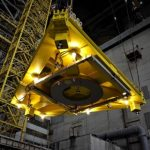 На Чернобыльской АЭС проводится 3D-сканирование нового безопасного конфайнмента