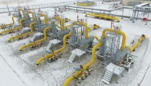 КазТрансГаз трубы газоперекачивающая станция