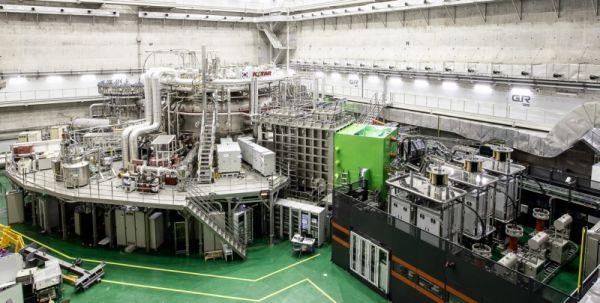 Южнокорейский термоядерный реактор K-STAR