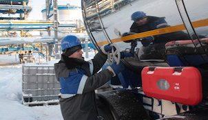 Чаяндинское месторождение, установка предварительной подготовки газа, Газпром нефть