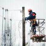 «Оренбургэнерго» прокладывает в Саракташском районе ЛЭП 35 кВ для подключения к электросети рыбоводческой фермы