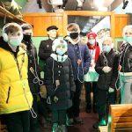 «Ростерминалуголь» организовал патриотическую экскурсию для детей работников компании