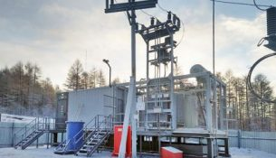 модульная комплектная трансформаторная подстанция полной заводской готовности — КТПБМ-6300-35/6 кВ в климатическом исполнении УХЛ1