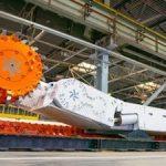 Горняки шахтоуправления Павлоградское осваивают новый добычной комбайн