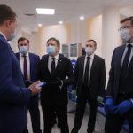 Росатом открыл в Нижнем Новгороде Центр обработки документов и работы с населением
