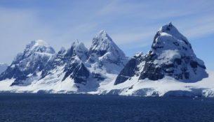 лед Антарктида