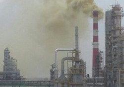 выбросы загрязнение воздуха
