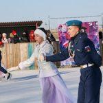 «ППГХО» организовало в Краснокаменске зимние игры «Горячий лёд» и танцы «Сретенский бал на льду»