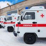 Калининская АЭС закупила новые машины скорой помощи для Центральной медико-санитарной части Удомли