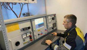 Мобильная лаборатория «Тюменнефтегаза»