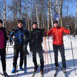 Костромаэнерго одержало уверенную победу в лыжной эстафете памяти Валентины Федоровны Ланге