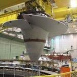 На Воткинской ГЭС установили рабочее колесо в кратер гидроагрегата