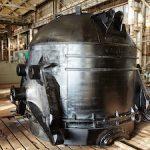 «Энергомашспецсталь» изготовила первый из девяти чугуновозов для меткомбината «Азовсталь»