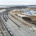 На Дальневосточной железной дороге достигнут максимальный объём выгрузки за всю историю