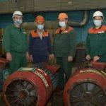 Запорожская АЭС ремонтирует электродвигатели вентагрегатов на энергоблоке №2