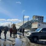 Взрыв элеватора оставил центр Мурома без света и тепла