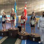 Воспитанники детско-юношеской спортивной школы Запорожской АЭС завоевали три медали