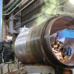 Петрозаводскмаш завершил наплавку трубных заготовок для энергоблока АЭС «Тяньвань»
