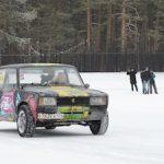 Белоярская АЭС провела в Заречном первенство по автогонкам на льду