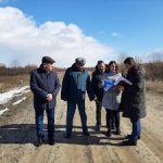 Ограждающая дамба водоема-охладителя Курской АЭС готова к паводку