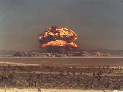 Семипалатинский испытательный ядерный полигон