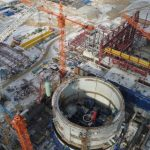 На стройплощадке Курской АЭС-2 установлены все 4 гидроемкости системы аварийного охлаждения