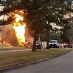 Семь человек пострадали при взрыве на газопроводе в Техасе