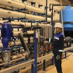 Приморская ГРЭС внедряет нанотехнологии для улучшения качества подготовки воды