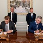 «Газпром» и Linde согласовали условия EPSS-контракта по газоперерабатывающему комплексу в Усть-Луге
