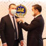 Трое работников Уральского турбинного завода удостоены звания «Почетный энергетик Монголии»