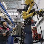 Ростех ввел в строй роботизированное сварочное оборудование на производстве двигателей в Самаре