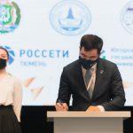 «Россети Тюмень» присоединились к образовательному проекту «Электродвижущая сила Югры»