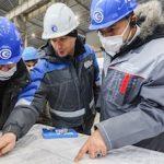 Специалисты из Турции ознакомились с процессом изготовления оборудования для АЭС «Аккую»