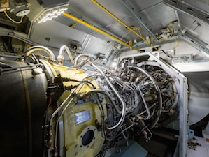 газоперекачивающий агрегат ГПА-25 Сила Сибири