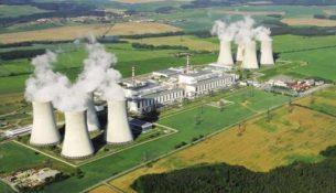 АЭС «Дукованы» Чехия