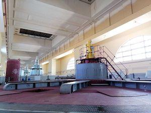Нижегородская ГЭС