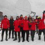 Украинские полярники показали, как выглядит станция Академик Вернадский