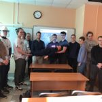 «Россети Ленэнерго» провели урок по электробезопасности для учащихся энергокласса