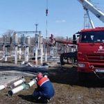 На подстанции 110 кВ «Урюпинская» установлены современные устройства защиты от перенапряжения
