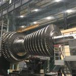 На стройплощадку турецкой АЭС «Аккую» доставлен первый ротор паровой турбины Arabelle