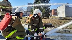пожарные учения Белоярская АЭС