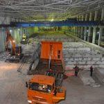 Электрохимический завод строит в Зеленогорске вторую в России установку по переработке ОГФУ
