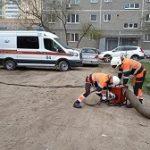 Сотрудник «Екатеринбурггаза» сломал ногу, спасая жителей от взрыва