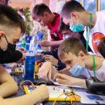 ППГХО выступило социальным партнером первого фестиваля инженерно-технического творчества «Территория открытий»