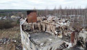 взрыв газа в поселке Маргуша